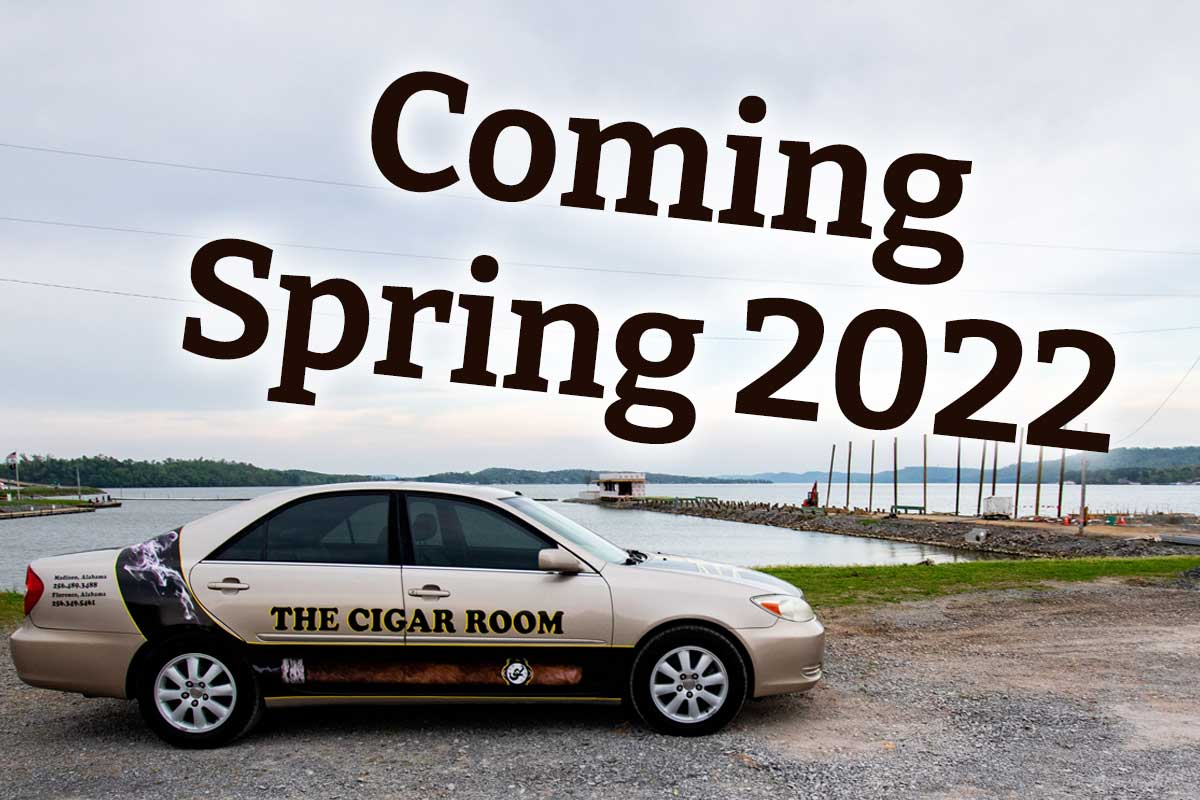 Work In Progress! Expected to be smokin' ready Spring of 2022.