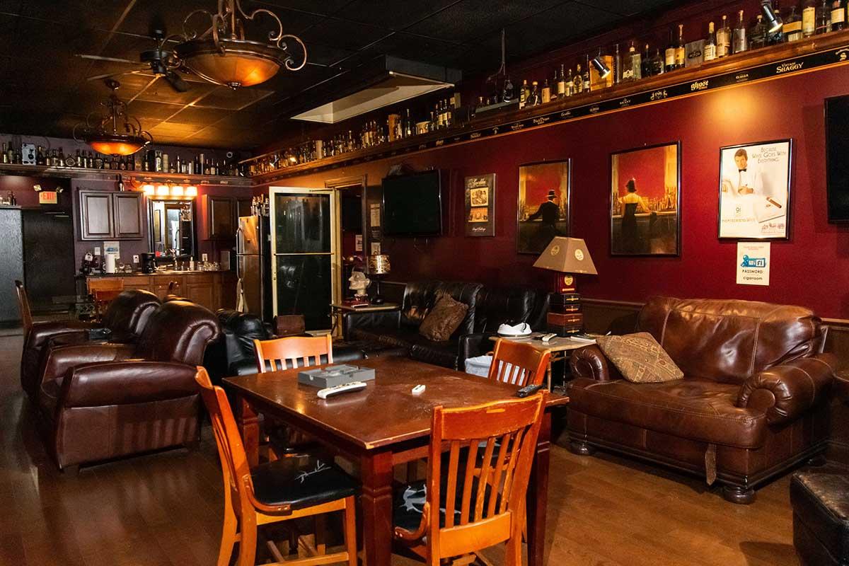 Cigar Room - Madison